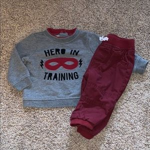 Baby Cat & Jack Outfit